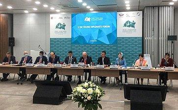 Сенаторы РФ принимают участие вXII Международном экономическом саммите «Россия– Исламский мир: KazanSummit 2021»