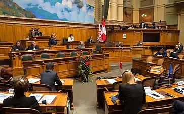 В. Матвиенко наXVII заседании Ассоциации европейских сенатов