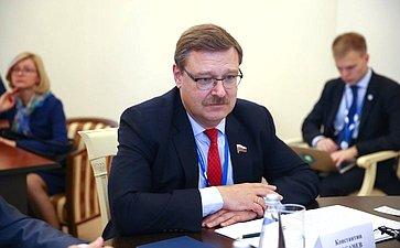 К. Косачев