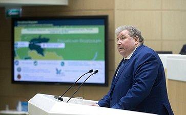 Глава Республики Мордовия В. Волков