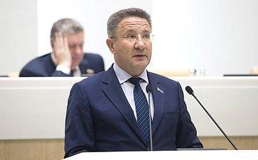 Спикер заксобрания Чукотки А. Маслов