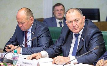ВСФ пошло заседание Комитета Совета Федерации поаграрно-продовольственной политике иприродопользованию сучастием представителей Адыгеи