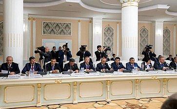 V Межпарламентский форум «Россия– Таджикистан: потенциал межрегионального сотрудничества»