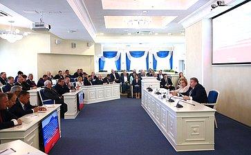 Рабочая поездка Председателя Совета Федерации вРеспублику Мордовия