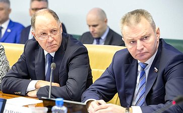В. Абрамов иИ. Каграманян