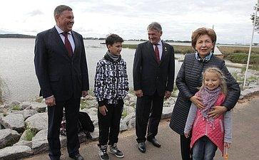 ВВологодской области состоялся Первый Всероссийский детский фестиваль народной культуры «Наследники традиций»