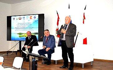 Научно-практическая конференция «Вместе порусскому северу: Онежско-Беломорский водный путь»