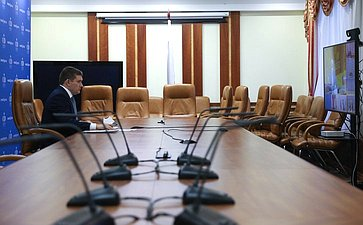 Заседание Консультативного совета поНациональной платёжной системе вформате видеоконференции