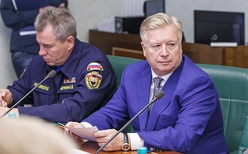 В Совете Федерации состоялось заседание Комитета общественной поддержки жителей Юго-Востока Украины Тягачев