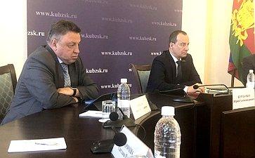 Вячеслав Тимченко иЮрий Бурлачко
