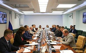 VIII Форум регионов России иБеларуси. Заседание секции «Молодежь онлайн: цифровая среда будущего»