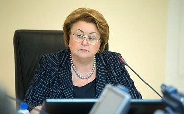 З. Драгункина провела заседание Комитета СФ понауке, образованию икультуре
