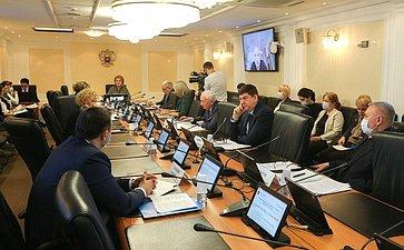 Л. Гумерова: Вопросы развития науки врегионах являются одними изприоритетных вдеятельности профильного Комитета СФ