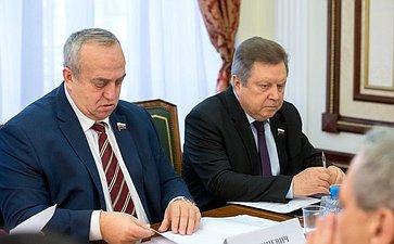 Ф. Клинцевич иЕ. Серебренников