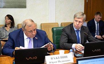 Юрий Важенин иАлексей Русских