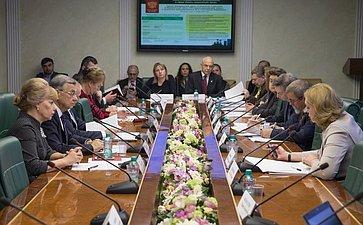 ВСФ состоялся «Круглый стол», посвященный вопросам нормативно-правового обеспечения сохранения ивосстановления биологического разнообразия