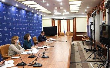 Николай Журавлев врежиме видеоконференции принял участие взаседании президиума (штаба) Правительственной комиссии порегиональному развитию вРоссийской Федерации