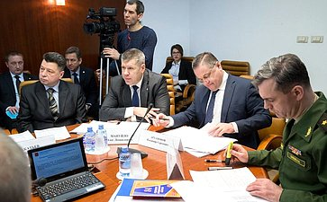 Круглый стол Комитета СФ пообороне ибезопасности