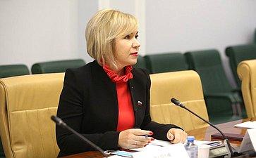 Парламентские слушания натему «Совершенствование законодательства вобласти экологической безопасности»