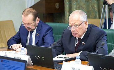 Сергей Белоусов иСергей Митин