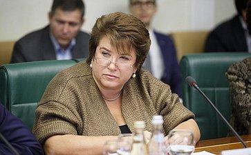 Л. Глебова Очередное заседание Комитета общественной поддержки жителей Юго-Востока Украины