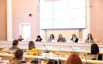 Тематическая сессия «Новые возможности занятости женщин нарынке труда»
