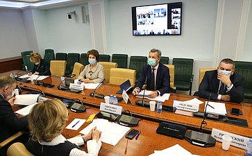 «Круглый стол» натему «Проблемы восстановления иразвития туристской отрасли вусловиях преодоления последствий распространения новой коронавирусной инфекции»