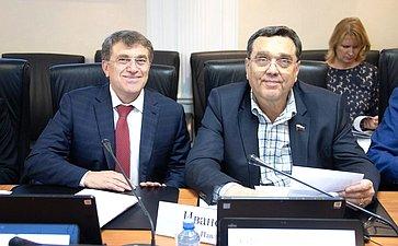 Ахмат Салпагаров иСергей Иванов
