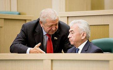 374-е заседание Совета Федерации Федоров