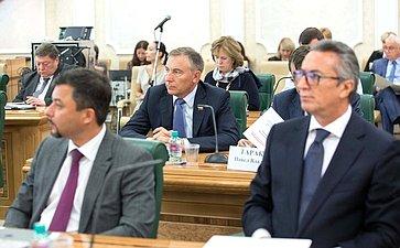 Заседание Совета попроблемам профилактики наркомании