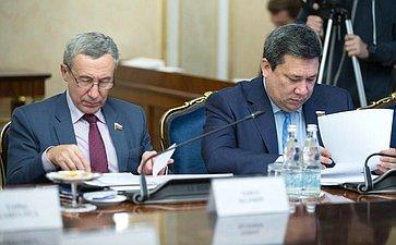 А. Климов иВ. Полетаев
