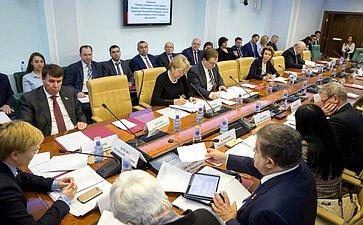 Рабочее совещание «Вопросы правового статуса граждан Украины, пребывающих ипроживающих натерритории РФ, атакже осуществляющих вРоссии трудовую деятельность»
