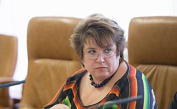 Заседание комитета по международной политике-4 Глебова