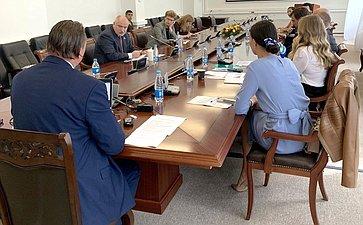 Андрей Клишас выступил наV Тихоокеанском юридическом форуме «Роль права вразвитии интеграционных процессов вАТР: современные тенденции ивызовы»