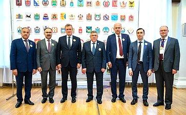 Валерий Рязанский принял участие воткрытии IX Всероссийского чемпионата покомпьютерному многоборью среди пенсионеров