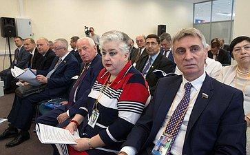 Заседание секции «Научно-техническое сотрудничество Российской Федерации иРеспублики Беларусь всфере инновационной деятельности ивысоких технологий»