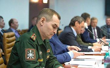 ВСФ прошло заседание Комитета пообороне ибезопасности