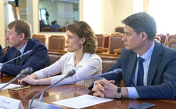 ВСахалинской области состоялось выездное совещание Комитета СФ посоциальной политике