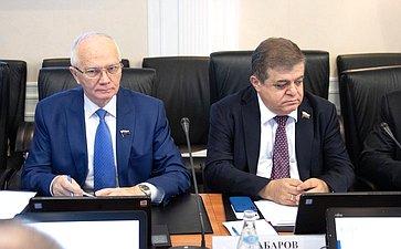 Фарит Мухаметшин иВладимир Джабаров