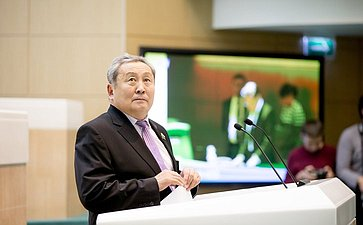 Тулохонов 380-е заседание Совета Федерации