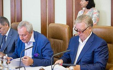 Заседание комитета по международной политике-7 Игнатенко Титов