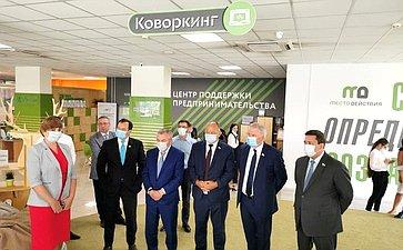 Выездное заседание Комитета СФ поРегламенту иорганизации парламентской деятельности вг.Краснодаре