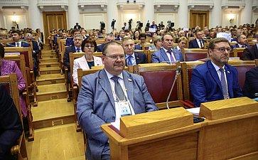 Олег Мельниченко иКонстантин Косачев