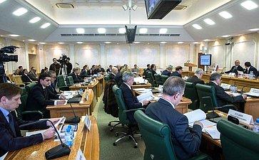 Заседание Организационного комитета VI Межпарламентского форума «Россия–Таджикистан: потенциал межрегионального сотрудничества»