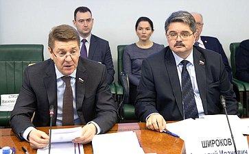 Андрей Шевченко иАнатолий Широков
