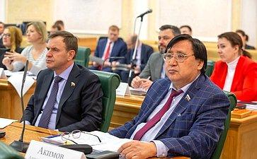 Виктор Новожилов иАлександр Акимов