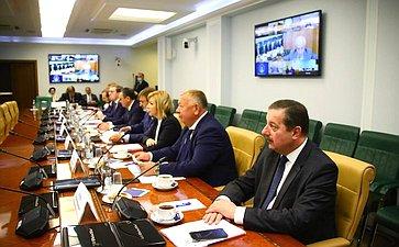 Заседание Совета повопросам агропромышленного комплекса иприродопользования при СФ