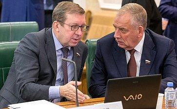 Алексей Майоров иСергей Митин