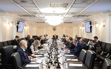 Заседание рабочей группы помониторингу принятия нормативных актов вобласти рыболовства иаквакультуры