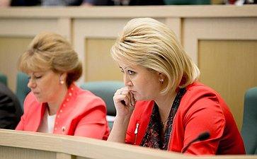 374-е заседание Совета Федерации Гумерова